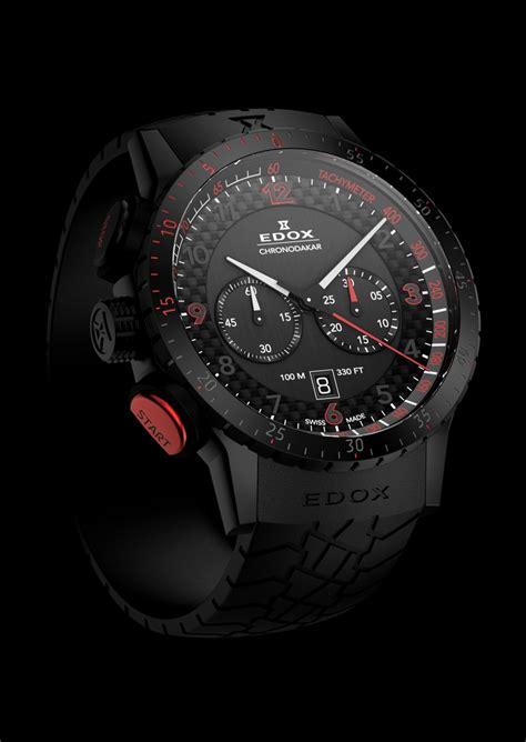 Jam Tangan Tudor Fastrider Black Shield Swiss Eta 1 1 edox watches luxury watches