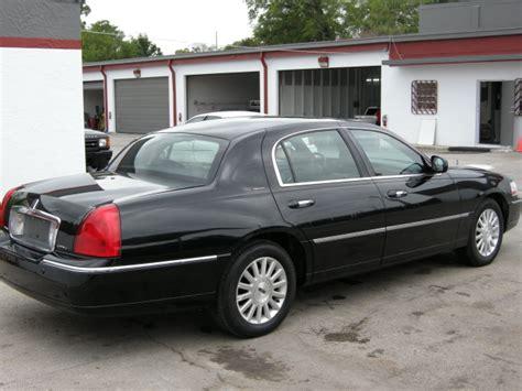 lincoln executive town car lincoln town car executive motoburg