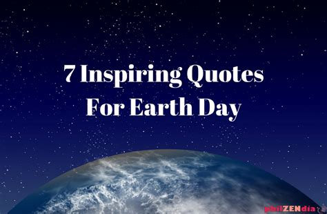 7 Inspiring Date Ideas by Earth Day Quotes Inspirational Quotesgram