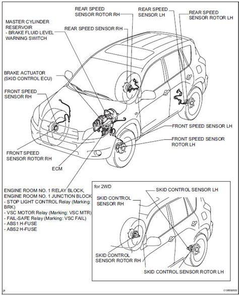 toyota rav4 parts diagram repair wiring scheme