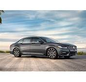 Image Gallery 2017 Lincoln Vehicles