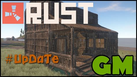 Rust Experimental Update Thatch Twig Houses, Roofs, 1000