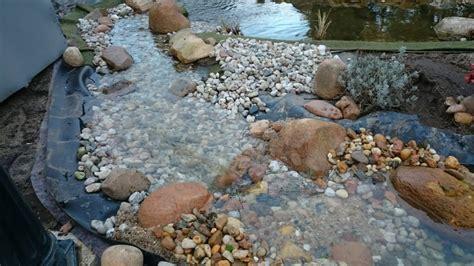 Wie Baue Ich Einen Gartenteich 2246 by Heikos Gartenteich Bachlauf Wasserfall Teichfilter Selber