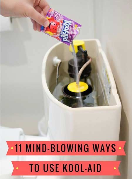 10 Tips On How To Experience Mind Blowing Quickies by 11 Mind Blowing Ways To Use Kool Aid Iseeidoimake