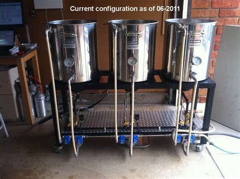 single tier 3 bcs 462 automated rig home brew forums