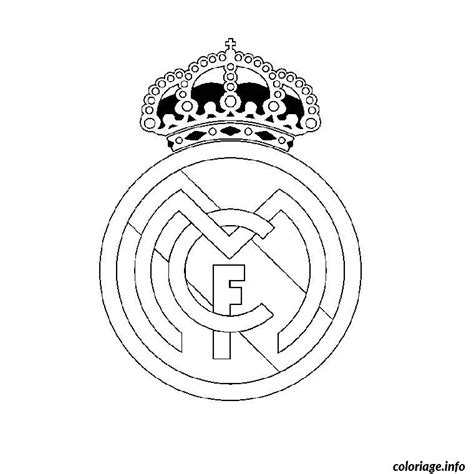 dessin de foot de ronaldo coloriage foot real madrid dessin