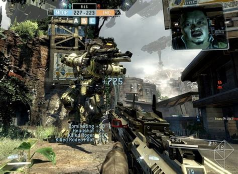 Original Xbox 360 Titanfall titanfall official beta trailer released ahead of feb 14th beta test phase