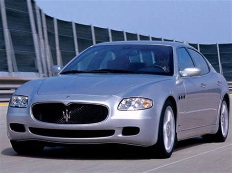 blue book used cars values 2010 maserati quattroporte user handbook 2006 maserati quattroporte sport gt sedan 4d pictures and videos kelley blue book