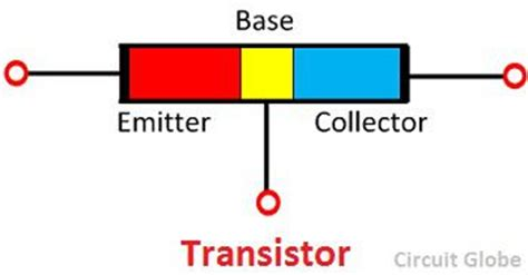 define diode circuit difference between diode transistor with comparison chart circuit globe