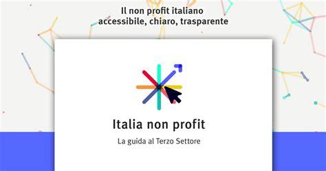 italia la guida 9782067223561 italia non profit online la guida trasparente al terzo settore