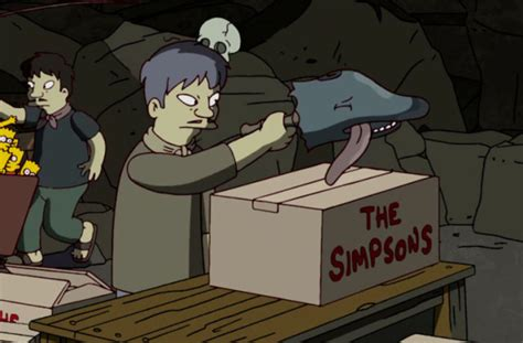 banksy couch gag banksy did the simpsons the blemish