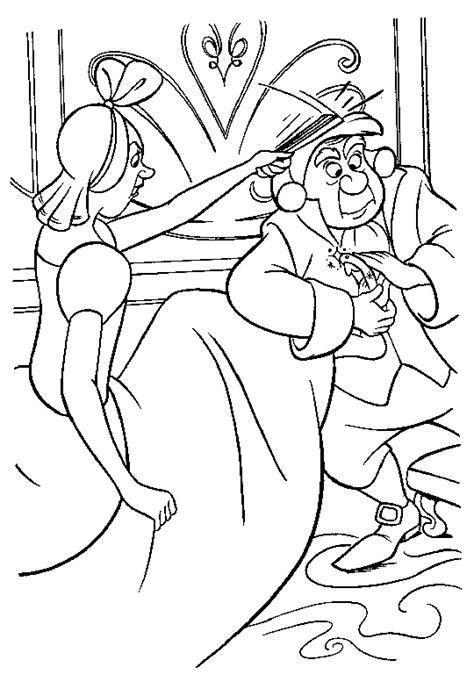 cinderella story coloring pages cinderella coloring pages coloringpages1001 com