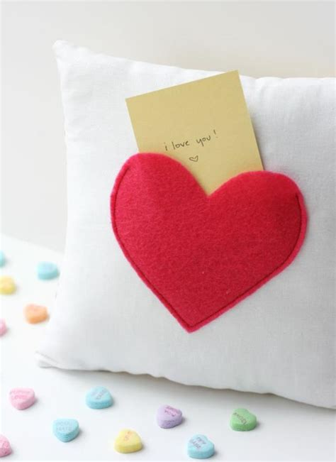 schöne kissen valentinstag ideen alles f 252 r den tag der verliebten
