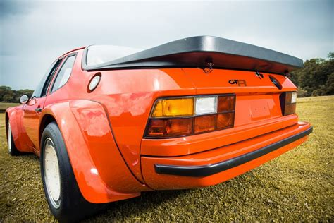 Porsche Gtrs For Sale by Check Your Wallets One Of Only 17 Porsche 924 Gtrs Heads