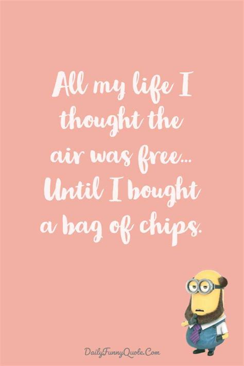 funny quotes minions  short funny words daily