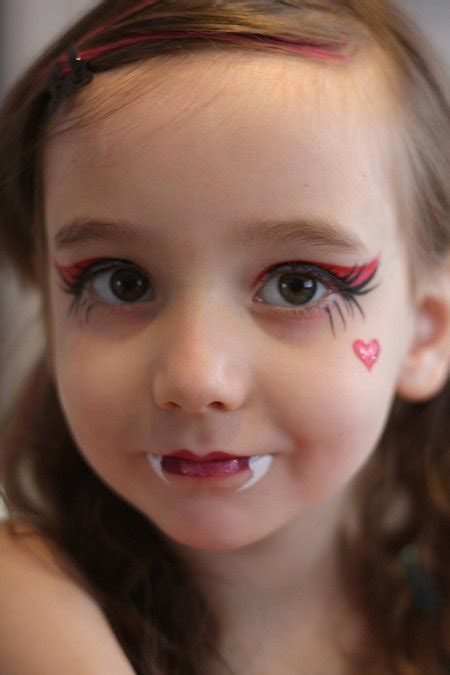 cute faces of girls 24 best ideas to paint kids faces on halloween day