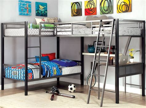 l shaped bunk bed with desk l shaped bunk bed with desk 28 images l shaped bunk