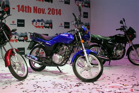 Www Pak Suzuki Pak Suzuki Launches The Upgraded Suzuki Gd110s Pakwheels