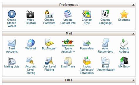 cpanel    cpanel  wordpress hosting