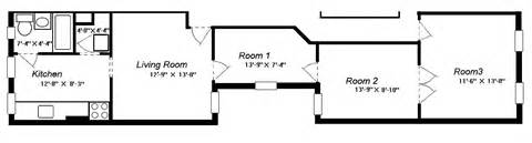 railroad apartment floor plan 28 railroad style apartment floor plan railroad style 2 bedroom near 30th ave and 44th st