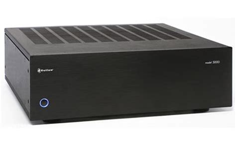 outlaw audio model  amplifier reviewed