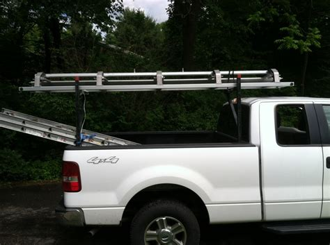 need advice on ladder racks for a 2007 toyota tacoma