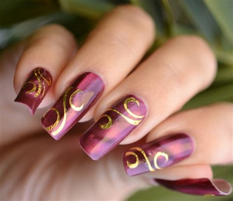 Handmade Nail Design - 30 ideas for best diy nail designs diy craft projects