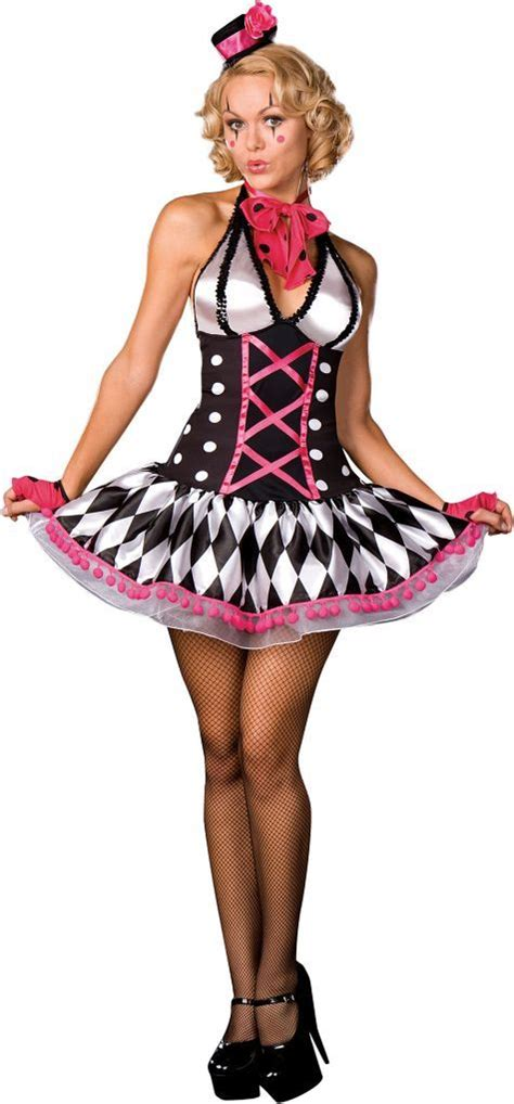 costumes ladies halloween costumes harlequin honey costume adult harlequin honey circus clown costume clearance