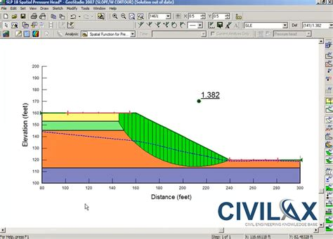 geostudio slope w tutorial civil engineering downloads - Slope W Tutorial
