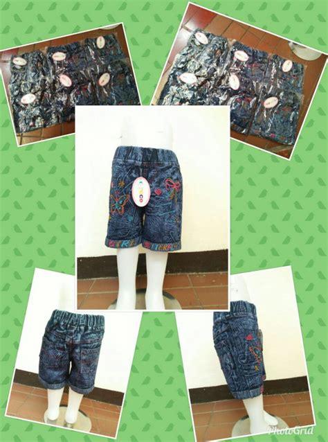 Celana Dalam Anak 50pcs Laki Perempuan Murah Murah sentra grosir celana hotpant anak perempuan murah 25ribu baju3500
