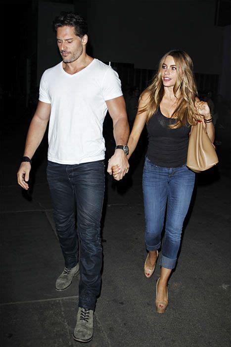 Sofia Vergara Engaged To Joe Manganiello But Dont   sofia vergara engaged to joe manganiello but dont sofia