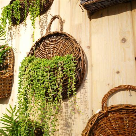 vasi ornamentali fioriera piantatrice appendente cestino vasi ornamentali