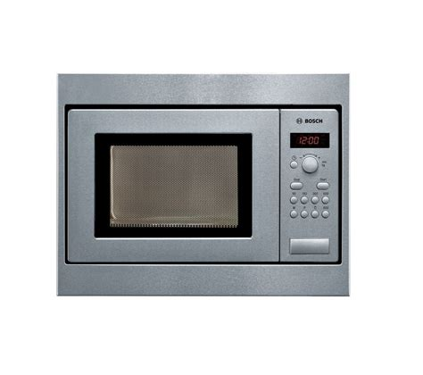 Microwave Bosch buy bosch hmt75m551b built in microwave brushed