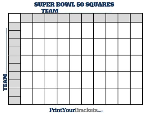10x10 football squares template joy studio design
