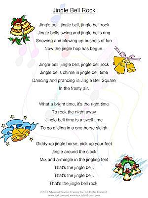jingle bells rock testo top 5 merry songs lyrics most favorite