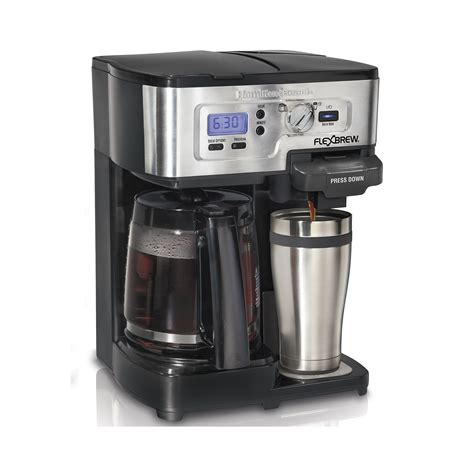 JCPenney Coupons for Hamilton Beach 2 Way FlexBrew Programmable Coffee Maker
