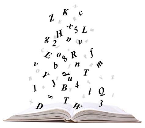 Letter Book Open Letter Books Letter Of Recommendation