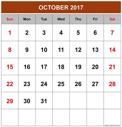 print free calendars 2016 new october 2017 printable calendar blank october 2017 calendar printable 2017 calendar