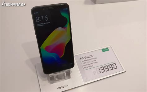 Oppo F5 Gold And Black oppo f5 youth philippines price specs actual photos of