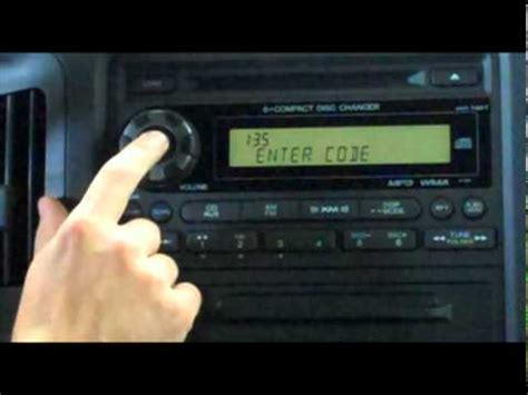 my acura radio code anti theft radio code