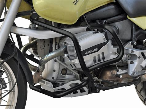 Bikermart: BMW R1100GS 1994~99 Black IBEX Crash Bar Engine