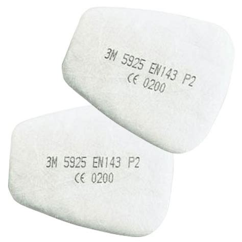 3m particulate filter 3m 5925 particulate filters p2r health and safety 3m