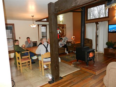 family cabin at the abe martin lodge brown county state pa