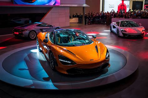 mclaren 720s keeping the italians awake at
