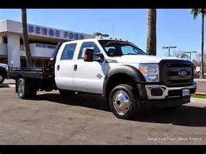 Ford F550 Flatbed 2015 Ford F 550 Flatbed Flat Bed For Sale Mesa Az