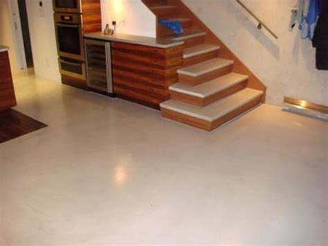 basement flooring options over concrete houses flooring