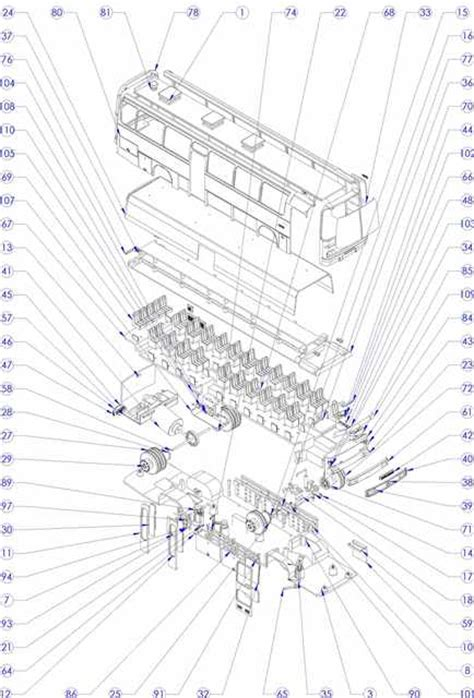 cad services clarifies exploded assembly drawings jensen consulting cad services