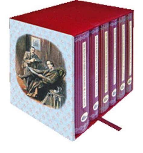 sherlock holmes 6 book boxed set sir arthur conan doyle 9781904919728