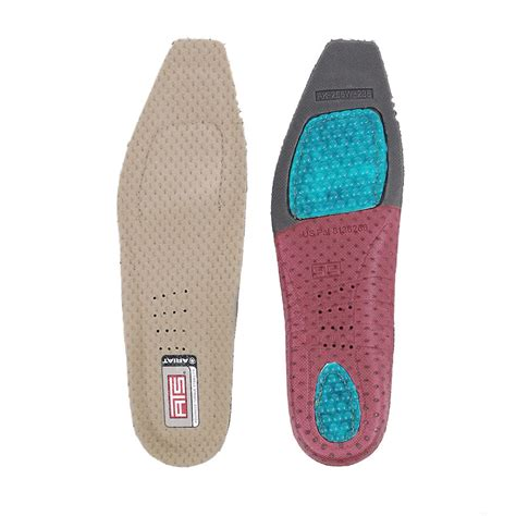 cowboy boot insoles ariat women s square toe ats footbed insoles boot barn