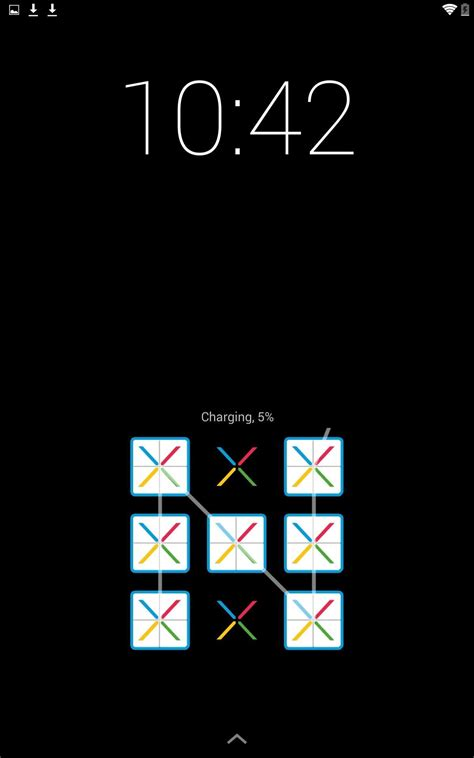 how to unlock pattern lock in android kitkat how to theme the pattern unlock screen on your nexus 7